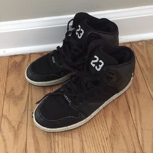 Nike Air Jordan Kids 4.5Y Sole Flight Sneakers